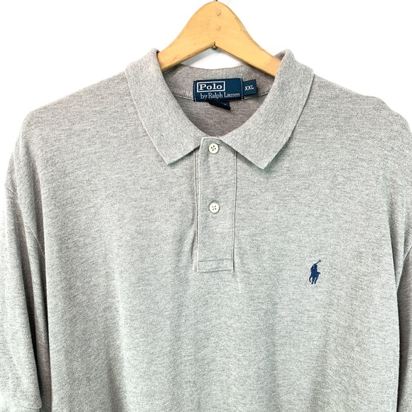 se upp för finaste urvalet högmode Polo by Ralph Lauren Shirts | Clearance Polo Ralph Lauren Grey ...